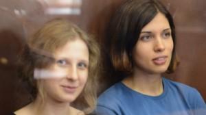 М.Алехина, Н.Толоконникова